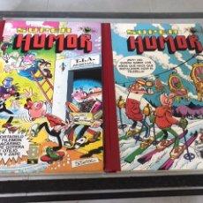 Tebeos: 2 TOMOS SUPER HUMOR EDICIONES BRUGUERA. Lote 170952308
