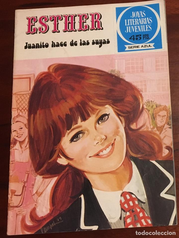 CÓMIC ESTHER N. 48. JUANITO HACE DE LAS SUYAS (Tebeos y Comics - Bruguera - Esther)