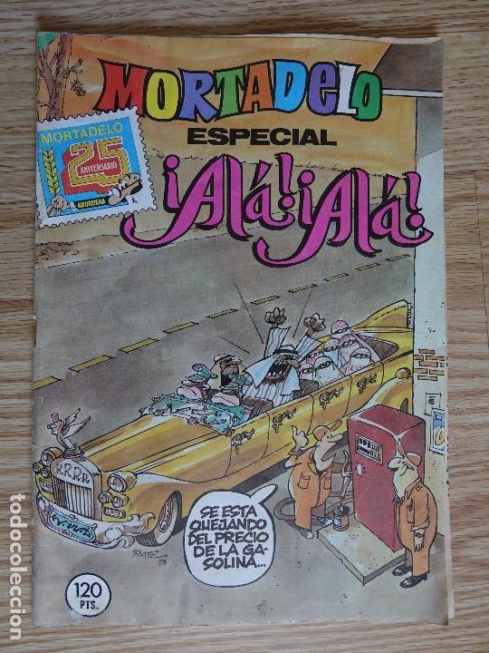 MORTADELO ESPECIAL 161 ALÁ ALÁ BRUGUERA 1983 (Tebeos y Comics - Bruguera - Mortadelo)