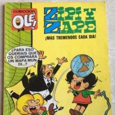 Tebeos: ZIPI Y ZAPE, MÁS TREMENDOS CADA DÍA. BRUGUERA, 1980. Lote 120131555