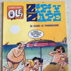 Tebeos: ZIPI Y ZAPE, SE ACABÓ LA TRANQUILIDAD. BRUGUERA, 1981. Lote 120133091