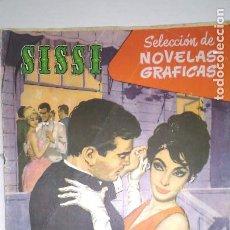 Tebeos: * SISSI * REVISTA JUVENIL FEMENINA * EDITORIAL BRUGUERA * SELECCION NOVELAS GRAFICAS *. Lote 120157339