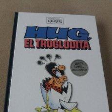 Tebeos: CLÁSICOS DEL HUMOR RBA: HUG EL TROGLODITA. Lote 120268867