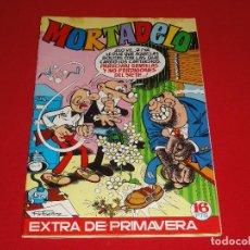 BDs: MORTADELO. EXTRA PRIMAVERA 1972. 16 PTS. EDITORIAL BRUGUERA. C-8E. Lote 120405467