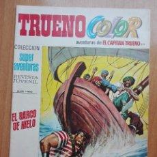 Tebeos: TRUENO COLOR 1A EPOCA N°221. AÑO 1973. Lote 120413407