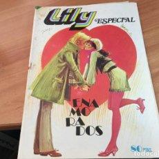 Tebeos: LILY ESPECIAL ENAMORADOS Nº 51 POSTER BEATLES ABBEY ROAD (BRUGUERA) (COI70). Lote 120464939