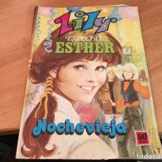 Tebeos: LILY ESPECIAL ESTHER Nº 5 NOCHEVIEJA (BRUGUERA) (COI70). Lote 120465047