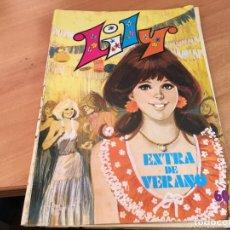 Tebeos: LILY EXTRA VERANO 1978 (BRUGUERA) (COI70). Lote 120465179