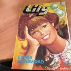Tebeos: LILY EXTRA NAVIDAD 1981 (BRUGUERA) (COI70). Lote 120465611