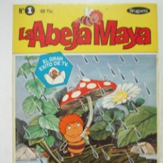 Tebeos: LA ABEJA MAYA, Nº 1: EL NACIMIENTO DE MAYA - EDITORIAL BRUGUERA 1978. Lote 183232103