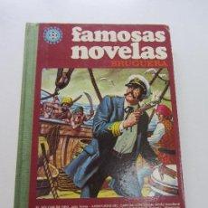 Tebeos: FAMOSAS NOVELAS BRUGUERA, TOMO VII 7 / 1ª EDICIÓN 1977 / EDITORIAL BRUGUERA CS118. Lote 120632931