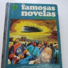 Tebeos: FAMOSAS NOVELAS VOLUMEN IX 9 BRUGUERA 1ª EDICION 1977 CS118. Lote 120633007