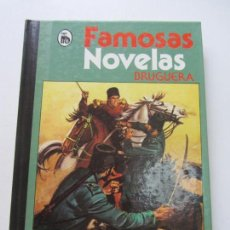 Tebeos: FAMOSAS NOVELAS VOLUMEN XXI 21 BRUGUERA 1ª EDICION 1983 CS118. Lote 120633139