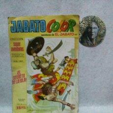 Tebeos: JABATO COLOR Nº 1824. COLECCION SUPER AVENTURAS. BRUGUERA.SEGUNDA EPOCA...CON SEÑALES DE USO.. Lote 120864363