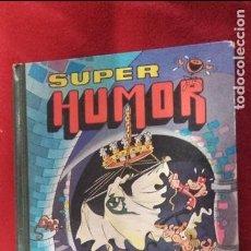 Tebeos: SUPE HUMOR VII - CARTONE. Lote 120888399