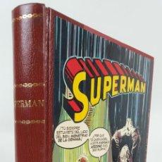 Tebeos: SUPERMAN. 7 REVISTAS ENCUADERNADAS EN 1 TOMO. BRUGUERA. 1978/1980.. Lote 120931723