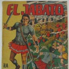 Tebeos: EL JABATO - ÁLBUM GIGANTE Nº 7 - EDITORIAL BRUGUERA - ORIGINAL - AÑO 1966. Lote 120948027