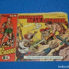 Tebeos: (M3) EL CACHORRO NUM 1114 , EDT BRUGUERA , SEÑALES DE USO . Lote 120956759