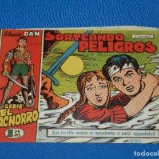 Tebeos: (M3) EL CACHORRO NUM 116 , EDT BRUGUERA , SEÑALES DE USO . Lote 120956847