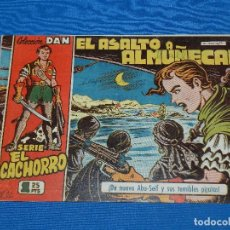 Tebeos: (M3) EL CACHORRO NUM 120 , EDT BRUGUERA , SEÑALES DE USO . Lote 120957019