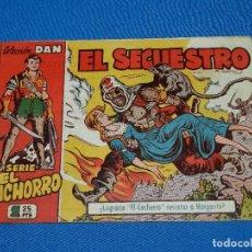 Tebeos: (M3) EL CACHORRO NUM 124 , EDT BRUGUERA , SEÑALES DE USO . Lote 120957179