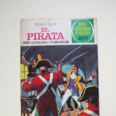 Tebeos: WALTER SCOTT. EL PIRATA Nº 6 - 1ª EDICION LABERINTO - JOYAS LITERARIAS JUVENILES - BRUGUERA. Lote 121048739
