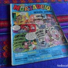 Livros de Banda Desenhada: REVISTA JUVENIL MORTADELO Nº 1. BRUGUERA 1970. 6 PTS. DIFÍCIL.. Lote 121056539