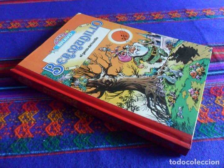 GRAN BRAVO SUPER HUMOR BERMUDILLO EL GENIO DEL HATILLO. BRUGUERA 1ª ED 1982. RARO. (Tebeos y Comics - Bruguera - Bravo)
