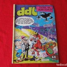 Tebeos: DDT. EXTRA NAVIDAD 1978. 60 PTS. EDITORIAL BRUGUERA. C-8F. Lote 121247939