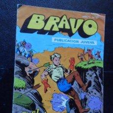 Tebeos: BRAVO. Nº 57 EL CACHORRO Nº 29 EDITORIAL BRUGUERA. . Lote 121268391