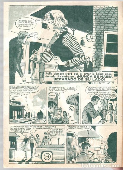 Tebeos: SISSI SELECCION DE NOVELAS GRAFICAS. ANUNCIO DE BODAS. Nº 51. 23 DE MAYO DE 1960. BRUGUERA - Foto 2 - 121312427