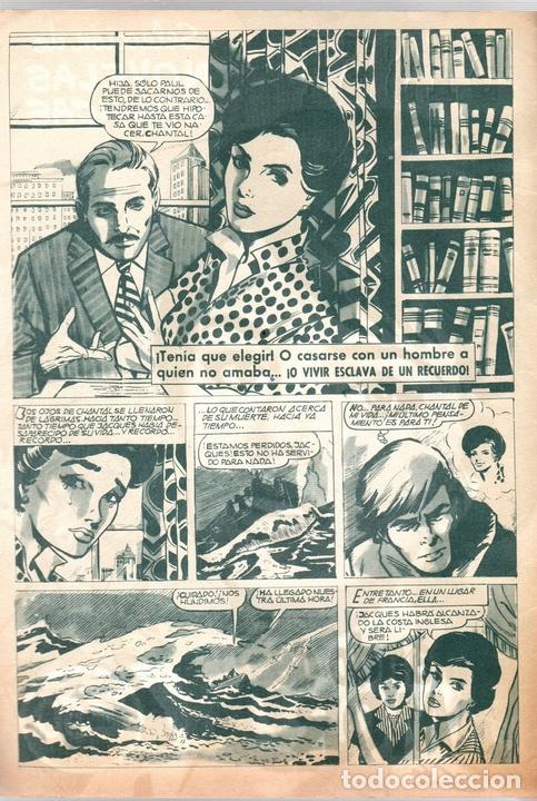 Tebeos: SISSI SELECCION DE NOVELAS GRAFICAS. COMANDO DE AMOR. Nº 52. 30 DE MAYO DE 1960. BRUGUERA - Foto 2 - 121312500