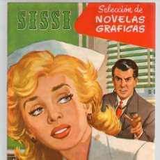 Tebeos: SISSI SELECCION DE NOVELAS GRAFICAS. DUDA. Nº 54. 3 DE JUNIO DE 1960. BRUGUERA. Lote 121312659