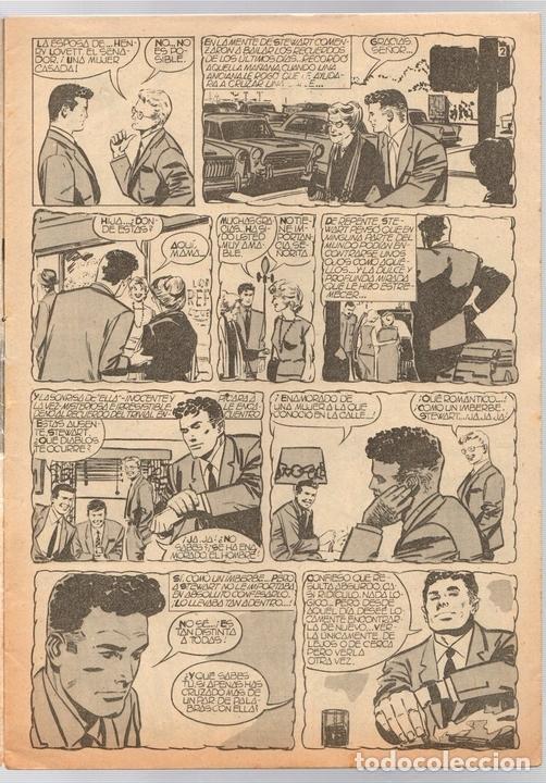 Tebeos: SISSI SELECCION DE NOVELAS GRAFICAS. UN MUCHACHO DIFICIL. Nº 61. 1 DE AGOSTO DE 1960. BRUGUERA - Foto 2 - 121313418