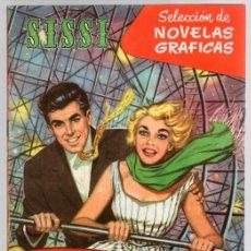 Tebeos: SISSI SELECCION DE NOVELAS GRAFICAS. EL MEJOR DE TODOS. Nº 86. 23 DE ENERO DE 1961. BRUGUERA. Lote 121313702