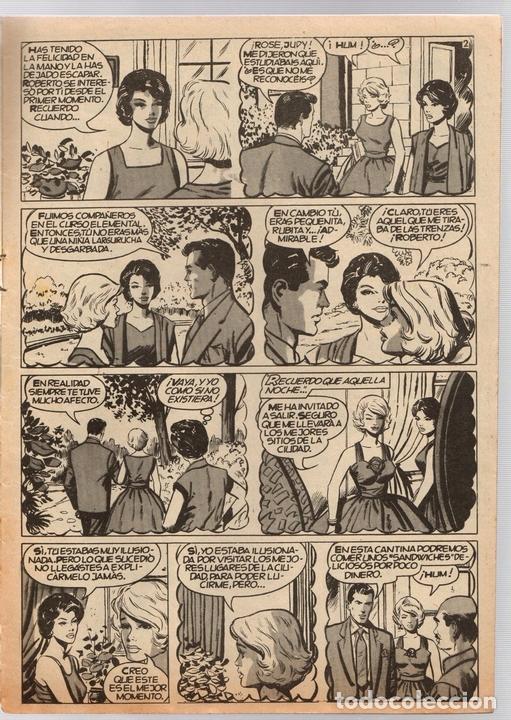 Tebeos: SISSI SELECCION DE NOVELAS GRAFICAS. EL MEJOR DE TODOS. Nº 86. 23 DE ENERO DE 1961. BRUGUERA - Foto 2 - 121313702