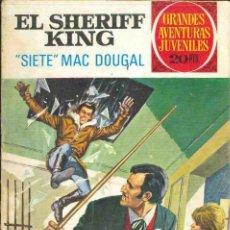 Tebeos: Nº 22 SIETE MAC DOUGAL. Lote 121378999