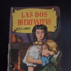 Tebeos: COLECCIÓN HISTORIAS. LAS DOS HUERFANITAS EDITORIAL BRUGUERA . Lote 121402343