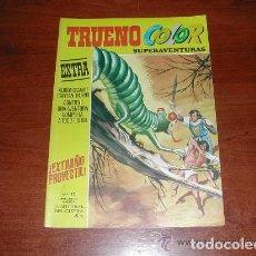 Tebeos: TRUENO EXTRA COLOR SUPERAVENTURAS SEGUNDA ÉPOCA Nº 12 BRUGUERA ALBUM GIGANTE. Lote 121402743