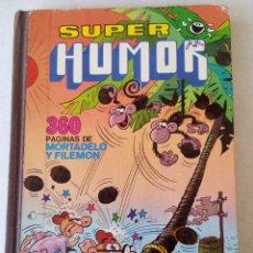 Tebeos: SUPER HUMOR VOLUMEN 11 AÑO 1976 EDITORIAL BRUGUERA. Lote 121422519