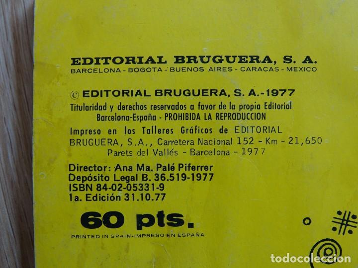 Tebeos: COLECCIÓN OLÉ! - MORTADELO Y FILEMÓN Trastadas a mansalva ED. BRUGUERA - Nº 140 - 1ª EDICIÓN - 1977 - Foto 3 - 121440699