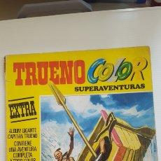 Tebeos: TRUENO COLOR EXTRA. NÚMERO 8. MURALLA DE FUEGO. 1976. Lote 121516251