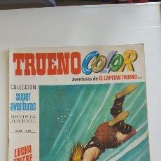Tebeos: TRUENO COLOR.1974.NUMERO 1645. Lote 121518035