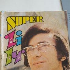 Tebeos: SUPER LILY. NICOLA DI BARI. POSTER DAVID CARRADINE. 1977. Lote 121521272