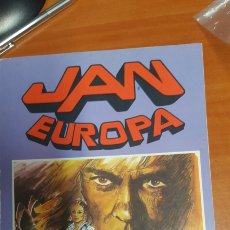 Tebeos: JAN EUROPA. SELECCIÓN 1. BRUGUERA. Lote 121551507