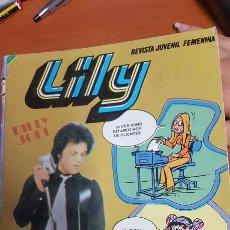 Tebeos: SELECCIONES DE LILY.1980.BRUGUERA. Lote 121551974