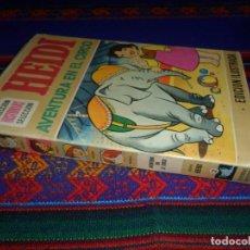 Tebeos: HEIDI AVENTURA EN EL CIRCO. COL. HISTORIAS SELECCIÓN 2 REGALO LOS MEJORES CUENTOS DE HEIDI 1 2. RARO. Lote 44137864