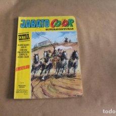 Tebeos: JABATO COLOR EXTRA Nº 4, EDITORIAL BRUGUERA. Lote 121626687