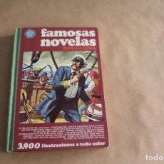 Tebeos: FAMOSAS NOVELAS VOLUMEN VII, EDITORIAL BRUGUERA. Lote 121628879