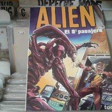 Tebeos: COMIC 1979 EDITORIAL BRUGUERA ALIEN EL OCTAVO 8º PASAJERO. Lote 121634719